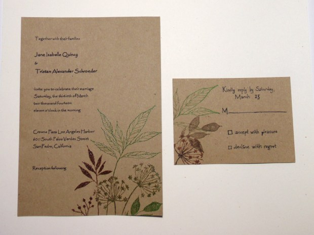 natural invite 1