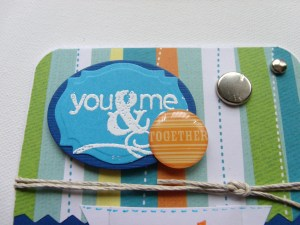 You & Me Valentine for Joel