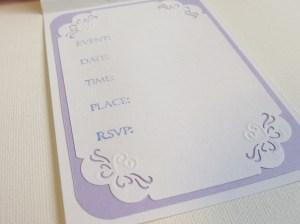 dress invite inside