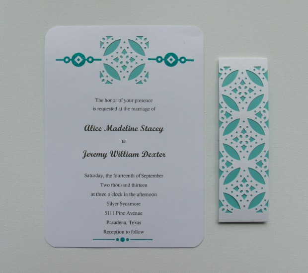 belted invite 2