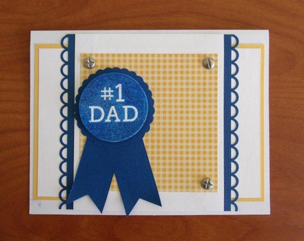 #1 Dad 1