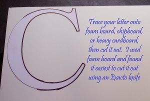 Letter Tutorial 2