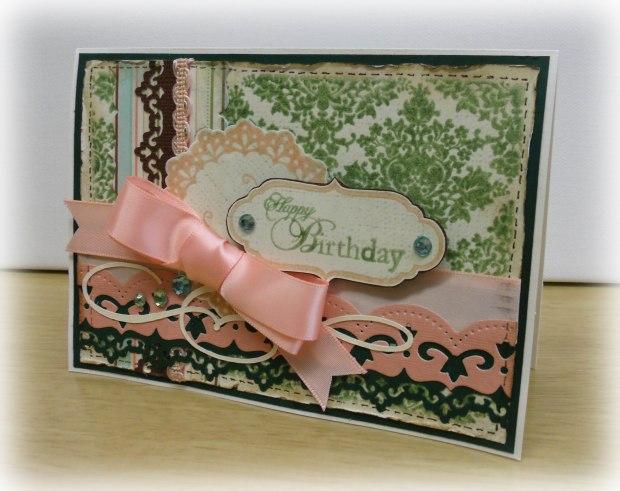 Green Happy Birthday 1