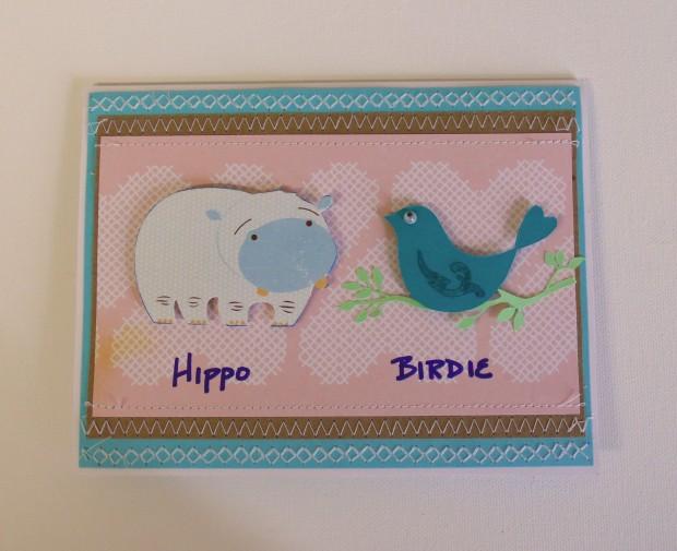Hippo Birdie 3