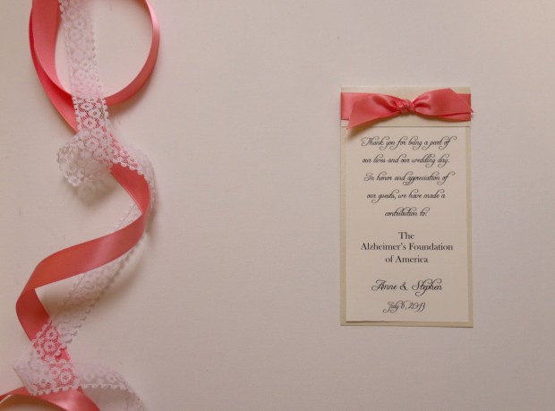 ribbon donation card 1