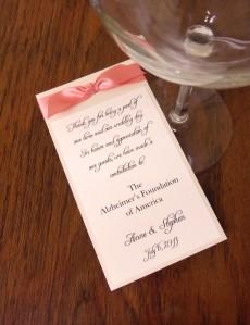 ribbon donation card 5