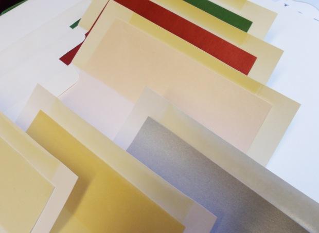 lined envelopes 2
