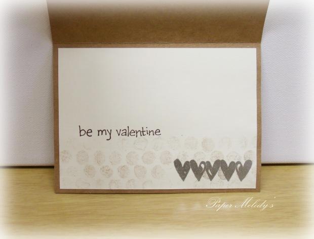 Textured Valentine 2