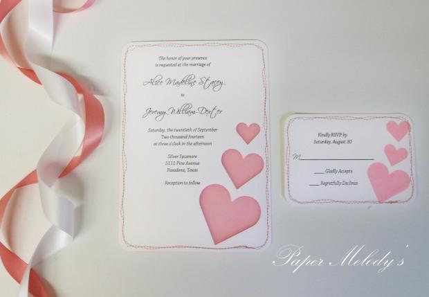 heart invitation 2