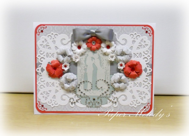 wedding box card 1