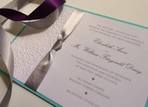 embossed invite 2