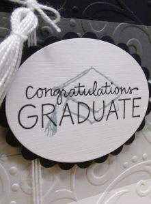 ombre congrats grad 2