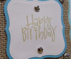 burlap happy birthday 2