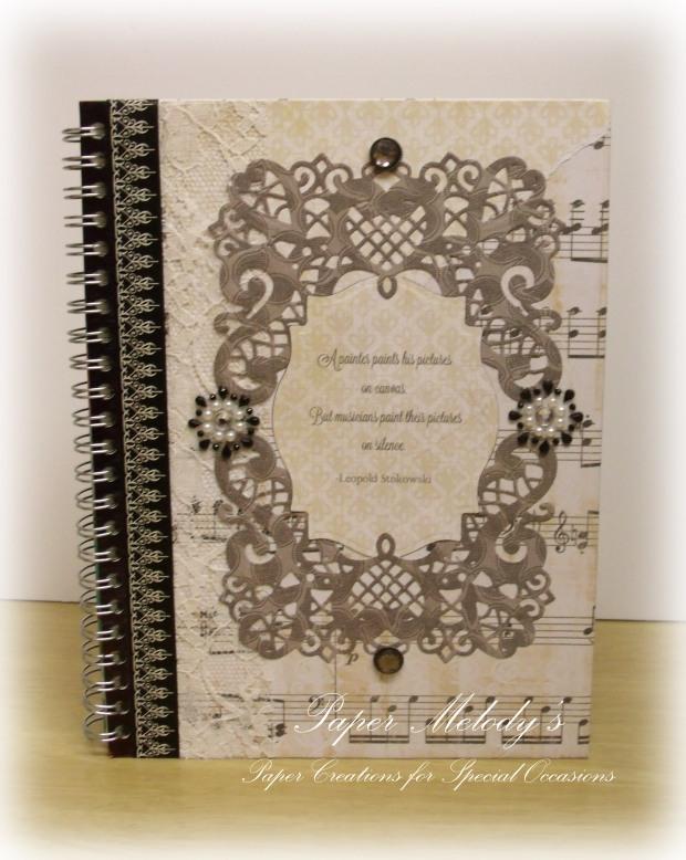 music notebook 1