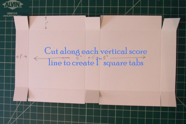 pizza box tutorial 3
