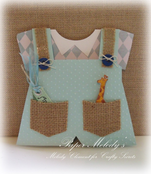 Overalls Card 1