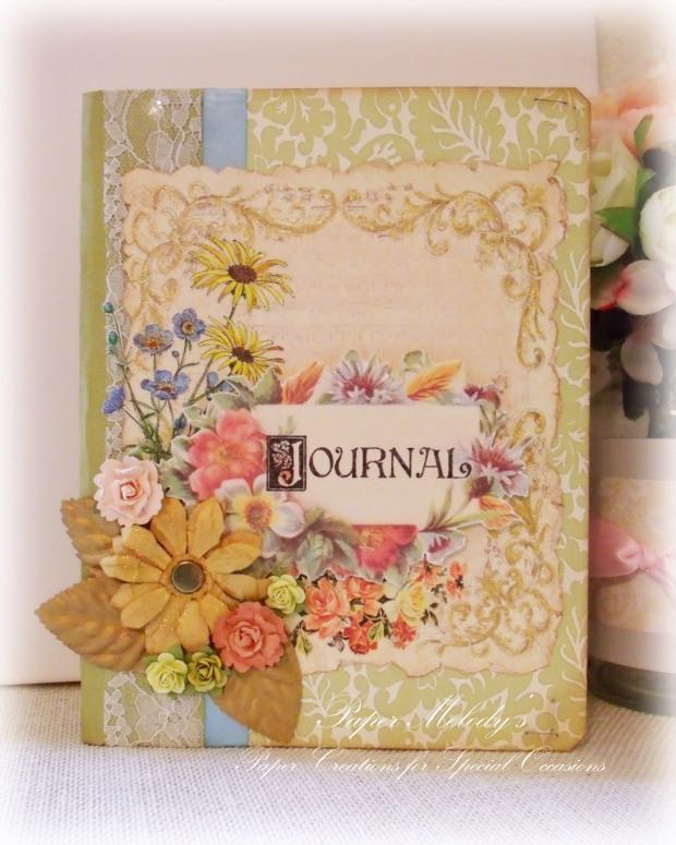 Flower Journal 1