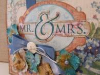 Rustic Wedding Card 3