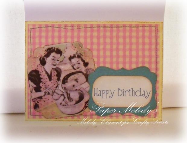 Sweet Birthday Card 2
