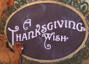 Thanksgiving Wish 3