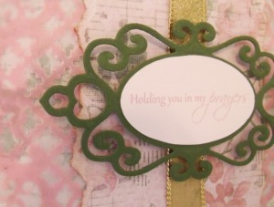 Sympathy Card by Paper Melody's